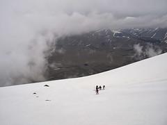 Scialpinismo Sibillini - Scoglio dell'Aquila e Cima Lago