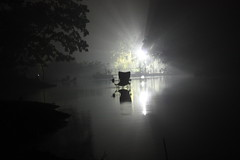 Schwagstock: Last Chair Standing (Sarah Skiold-Hanlin) Tags: trip camping party game last standing river chair funny time mo missouri float ironic sole current 2010 festi schwagstock festis