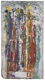 Niki de Saint Phalle - Grand tir - séance Galerie J, 1961