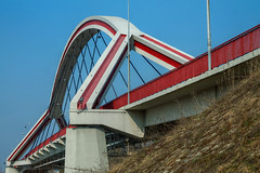 Most (jacekbia) Tags: poland polska most hdr ostroleka ostroka