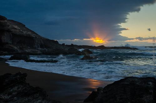 playa de la Solapa - Fuerteventura - Islas canarias 2015