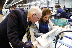 4m site opens for supported businesses (Scottish Government) Tags: haven scotland first deputy minister enterprises johnswinney