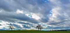 Wolkenmasse