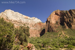 """Great White Throne and Red Arch Mountain • <a style=""""font-size:0.8em;"""" href=""""http://www.flickr.com/photos/63501323@N07/16758517985/"""" target=""""_blank"""">View on Flickr</a>"""
