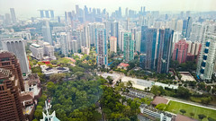 CBD and central district (SmartFireCat) Tags: sea sky skyline port singapore skyscrapers district towers central cbd straits singapur density torres ion rascacielos densidad
