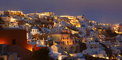 CityScapes - Thera (DepictingPhotos) Tags: europe sunsets santorini greece cscapes