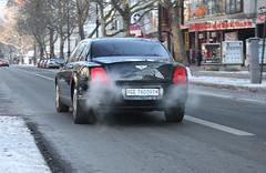 Switzerland (Geneva) - Bentley Continental Flying Spur (PrincepsLS) Tags: berlin germany spur switzerland flying geneva swiss continental plate license ge bentley spotting