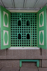 DSCF5909 (donni | koes) Tags: windows architecture mosque ornament semarang masjid menara masjidlayur