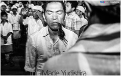 Black Chick (Bali Freelance Photographer) Tags: people bali canon indonesia bay photo stock culture made event procession orang padang adat budaya balinese padangbai karangasem yudistira madeyudistira