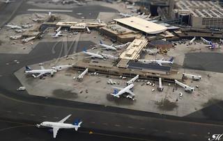 jetBlue Terminal at Boston's Logan International Airport