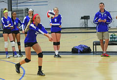 IMG_1077 (SJH Foto) Tags: school girls club high team teenagers teens volleyball bump tweens
