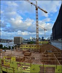 Condo Seattle Can-do (@GilAegerter / klahini.com) Tags: seattle urban buildings construction nikon lakeunion condos nikkor urbanlandscape 1835mmf3545g