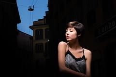 Giorgia (andrea.sereno82) Tags: illuminazione flash luce giorno ritratto milano fashion light profoto b1
