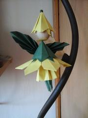 Fee (Marjan 8) Tags: paper origami fairy paperfolding fee