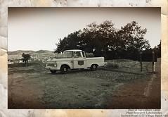Farm Work (gpholtz) Tags: ford truck miniatures pickup diorama 1965 118 diecast