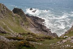 Wales Coast Path Days 22-25 (21) (ChrisJS2) Tags: southwales walking outdoors coast gower gowerpeninsula coastpath limestonecliffs walescoastpath