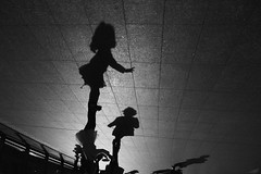 To see fairies, you must first believe~ Shanghai (~mimo~) Tags: china street shadow blackandwhite girl child shanghai mother streetphotography mothersday happymothersday mimokhairphotography