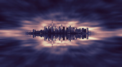 Manhattan Through the Photoshop Lens [BUTP] (2015-12-21) (snjscuba) Tags: new york usa ny photoshop us manhattan hss buggeringupthepixels