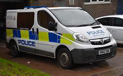 KN62OBE (Cobalt271) Tags: proud police northumbria to van protect vauxhall livery 2900 vivaro cdti kn62obe