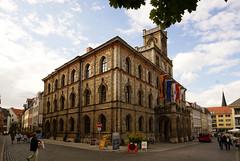 city hall Weimar (Suzanne's stream) Tags: germany weimar thringen cityhall rathaus