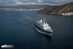 Marco Polo (Aviation & Maritime) Tags: cruise norway cruiseship bergen marcopolo cmv cruisemaritimevoyages