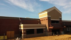 Over-the-fence Gable View (Retail Retell) Tags: kroger marketplace v478 hernando ms desoto county retail construction expansion project