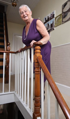 Frocks on the stairs 53:5