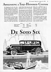 1929 DeSoto Six Sedan Coche (Sedan Coach) (aldenjewell) Tags: sedan coach ad coche six desoto 1929 2door