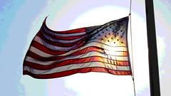 898.2 (mikehogan2) Tags: texas americanflag padreisland nationalseashore