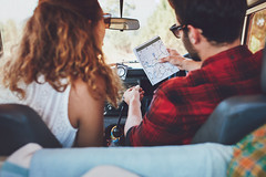 Best Road Trip Tips for your Vacation This Year (lastimnvacation) Tags: road travel people men boyfriend car reading togetherness back women girlfriend driving sitting adult map explorer roadtrip adventure direction journey transportation males discussion females rearview youngadult exploration youngcouple vacations twopeople roadmap examining traveldestinations thoroughfare leisureactivity modeoftransport sportsutilityvehicle landvehicle couplerelationship insideof peopletraveling