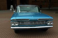 1959 Chevrolet Sedan Delivery (Jolita Kieviien) Tags: old usa classic chevrolet car sedan antique delivery 1959