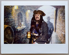 Pirate at the Keith Alexander's Brewery Doors Open Halifax Volunteer Party (Jason Michael) Tags: portrait people canada beauty digital portraits polaroid google googlemaps fuji oneofakind maps identity pirate portraiture instant analogue halifax keiths instax alexanderkeiths jasonmichael doorsopen halifaxnovascotia unsigned hfx digitalidentity jxm alexanderkeithsbrewery jasonxaviermichael halifaxdoorsopen halifaxdoorsopen2016
