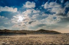Juist Strand (1 von 1) (ostfriese77) Tags: sun beach sunshine clouds strand germany landscape deutschland outdoor wolken northsea ostfriesland juist landschaft sonne nordsee sonnenstrahlen