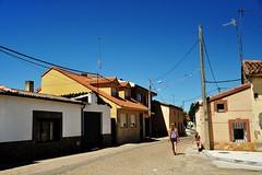 Calle Mayor, El Cubo De Tierra Del Vino (Martin PEREZ 68) Tags: street espaa color calle rue espagne couleur castillayleon cubodelvino cubodetierradelvino