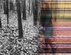 Mchi bringt die Farbe ins Leben (One-Basic-Of-Art) Tags: mchi photography fotografie canon canonixus canonixus500hs bunt schwarzundweis bund farbe color 1basicofart annewoyand leichtigkeit weich weichzeichnen mdchen girl woman frau tfp model shooting tfpshooting
