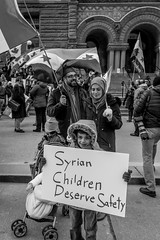 Proud Canadians (Graydon Armstrong) Tags: toronto cityhall syria street people city canon photography protest 1018mm