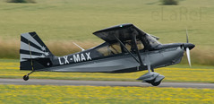 LX-MAX Bellanca 8KCAB Decathlon c/n 1064-2008 (eLaReF) Tags: lxmax bellanca 8kcab decathlon cn 10642008