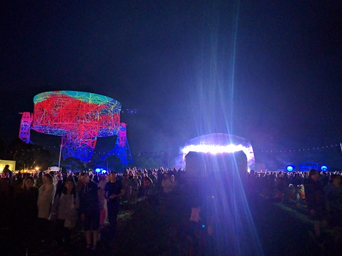 Bluedot Festival 2016