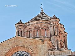 Toro (Zamora) 12 cpula de la colegiata (ferlomu) Tags: iglesia cupula toro zamora romanico ferlomu