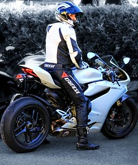 DUCATI (driver Photographer) Tags:   aprilia cagiva honda kawasaki husqvarna ktm simson suzuki yamaha ducati daytona buell motoguzzi triumph bmv driver motorcycle leathers dainese