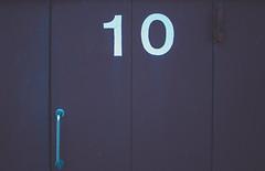 What's behind Door No. 10? (Jori Samonen) Tags: door number number10 no10 ten handle hinge helsinki finland