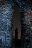 Glendalough (shaymurphy) Tags: ireland sky irish tower church window stone wall night stars long exposure forsale chapel irland glendalough monastery round buy purchase redbubble