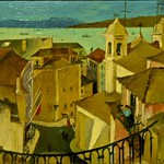 Lisbon and the Tagus, Sunday (1935) - Carlos Botelho (1899-1982) thumbnail