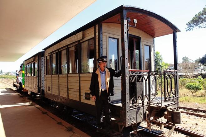 1ga xe lửa Đà Lạt-di tích lịch sử văn hóa quốc gia