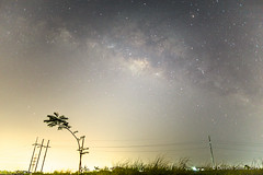 milkyway galaxy (Dennis Solita Photography) Tags: night canon stars photography eos long exposure astrophotography indescribable
