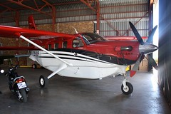 ZS-XUP (IndiaEcho Photography) Tags: africa light canon eos airport general aircraft aviation south aeroplane civil quest pretoria kodiak airfield pry wonderboom fawb 1000d zsxup