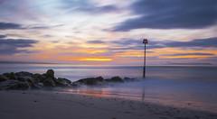 Perfect (nicklucas2) Tags: longexposure sea beach clouds rocks isleofwight neutraldensity nisind1000