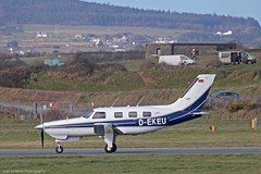 Piper PA46 Malibu D-EKEU at Isle of Man EGNS 08/03/15 (IOM Aviation Photography) Tags: man malibu piper isle pa46 080315 egns dekeu