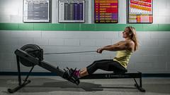 Fitness Model (wa2wider) Tags: model community nikon centre machine row rowing fitness speedlight wawa strobe d800 mmcc fitt strobist michipicoten sb700