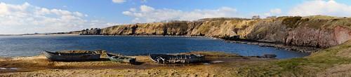 lunan bay from boddin point